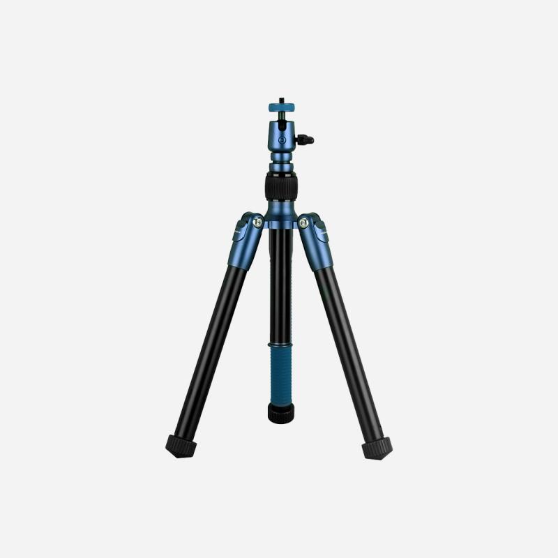 Momax Tripod HERO三腳架(手機相機適用)(藍)#TRS7B