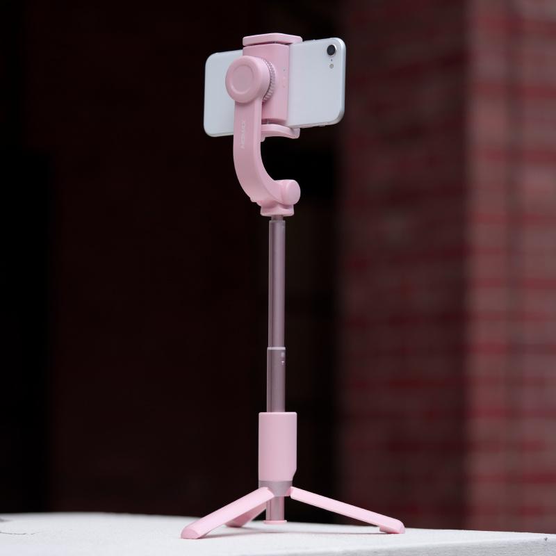 Selfie stable迷你穩定器自拍三腳架(3色)#KM13