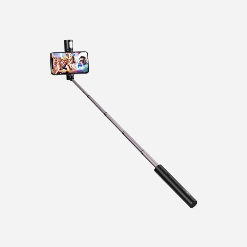 Momax Selfie Light藍牙補光自拍器(2色)#KM12