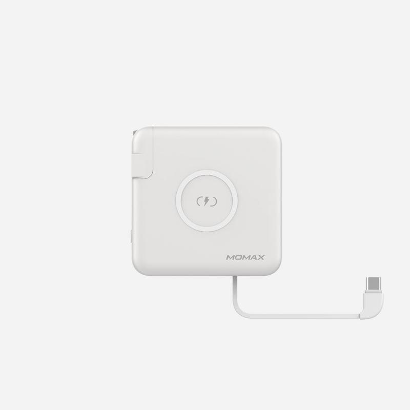 Q.Power Plug 無線便攜快速充電器 (Type-C 版本)6700mAh(色) #IP93UK