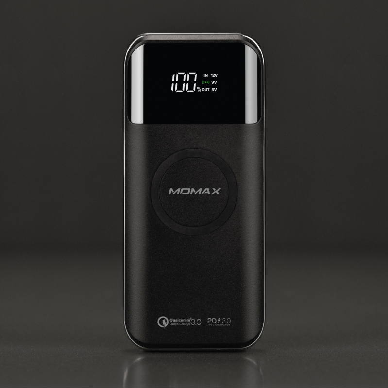 Momax Q.Power Air2+ IP92 無線充電流動電源 20000mAh (2色) #IP92