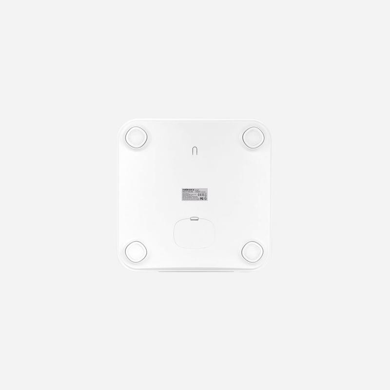 Momax HeaIth Tracker 智能體脂磅(白/藍)