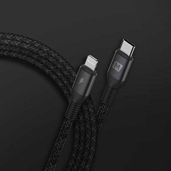 Momax Elite Link Lightning to Type-C 3M連接線