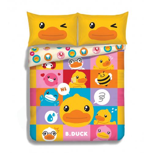 Casablanca B.Duck BD024 780針卡通活性印花純棉系列套裝[4尺寸]
