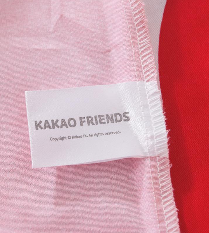 Casablanca Kakao Friends之Friends Special快餐店840針卡通活性印花純棉系列 (附送小枕) (KK005) [4尺寸]
