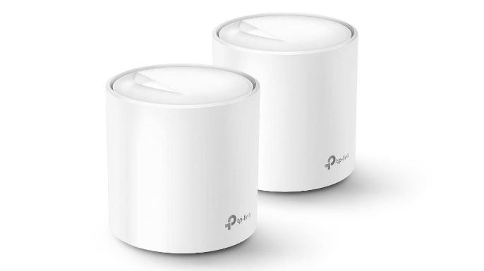 TP-Link - Deco X60 (2隻裝) - AX3000 Wi-Fi 6 11ax Mesh 零死角系統