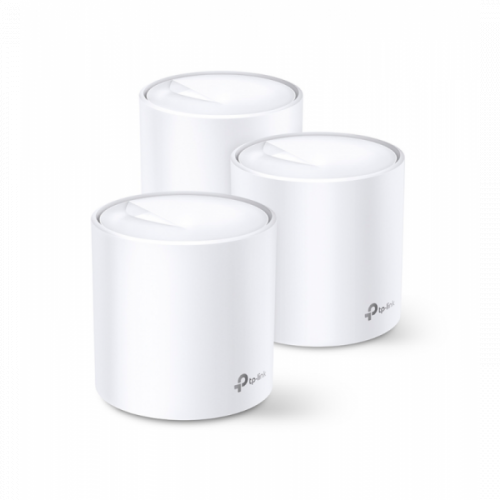 TP-Link Deco X60 (1-3隻裝) AX3000 Wi-Fi 6 11ax Mesh 零死角系統