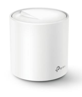 TP-Link - Deco X60 (1隻裝) - AX3000 Wi-Fi 6 11ax Mesh 零死角系統