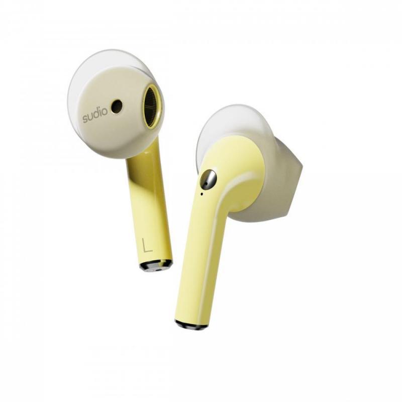Sudio Nio 真無線藍牙耳機 [7色+新檸檬黃色]