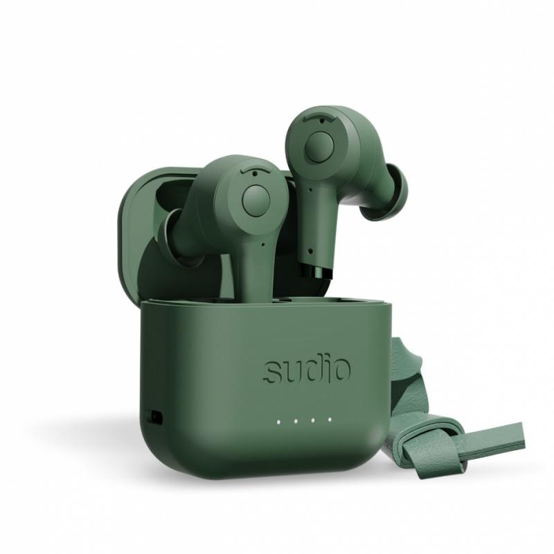 Sudio Ett 真無線ANC降噪耳機