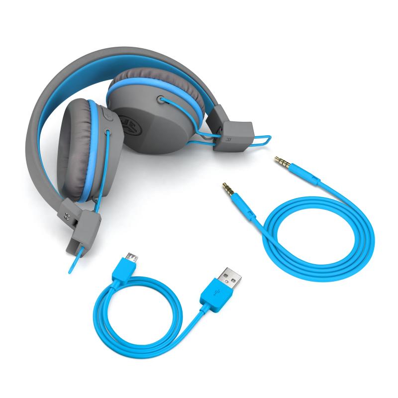 JLab Audio JBuddies Wireless 耳罩式兒童無線耳機
