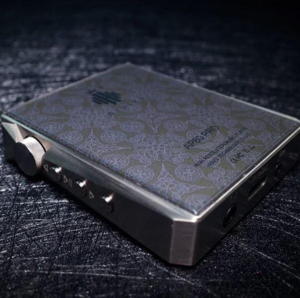 [香港行貨] Hidizs AP80 Pro 音樂播放器 - 鈦合金限量版