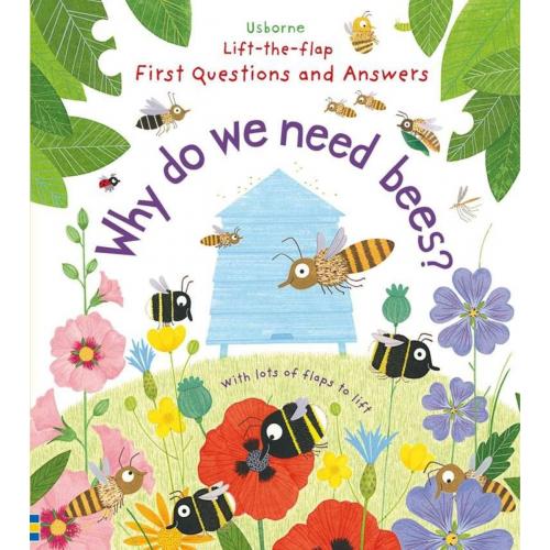 Usborne Why do we need bees 蜜蜂