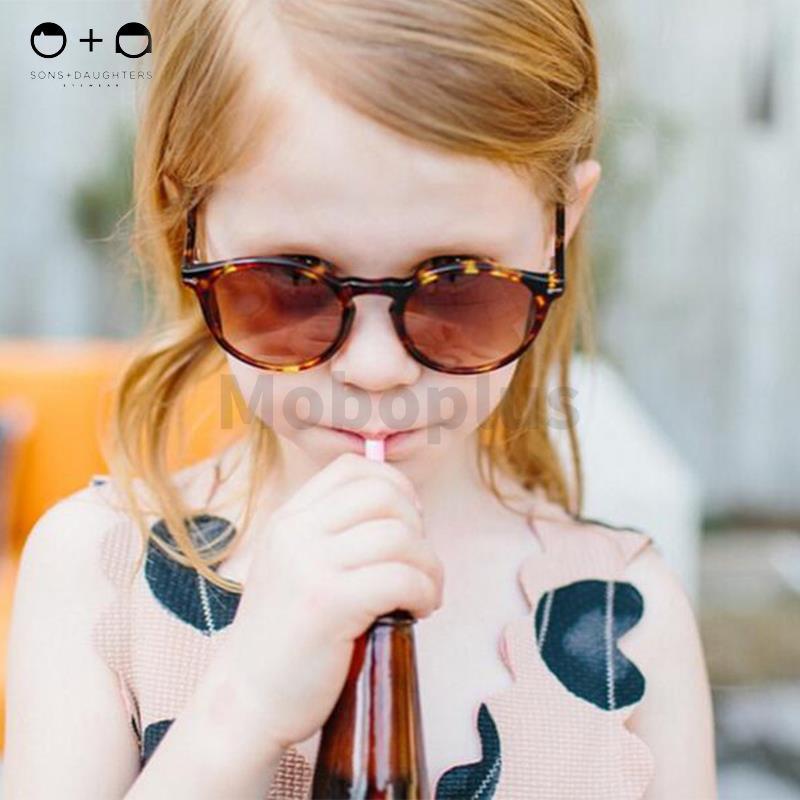 加拿大SONS+DAUGHTERS 兒童太陽眼鏡 清爽款