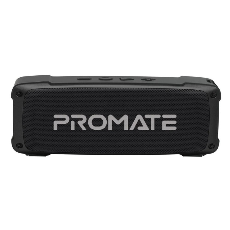 Promate 高清堅固型無線藍牙喇叭 6W [3色]