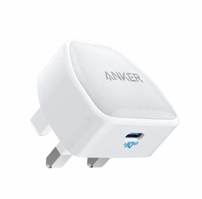 Anker PowerPort III Nano 20W PIQ 3.0 細小充電器 《2色》