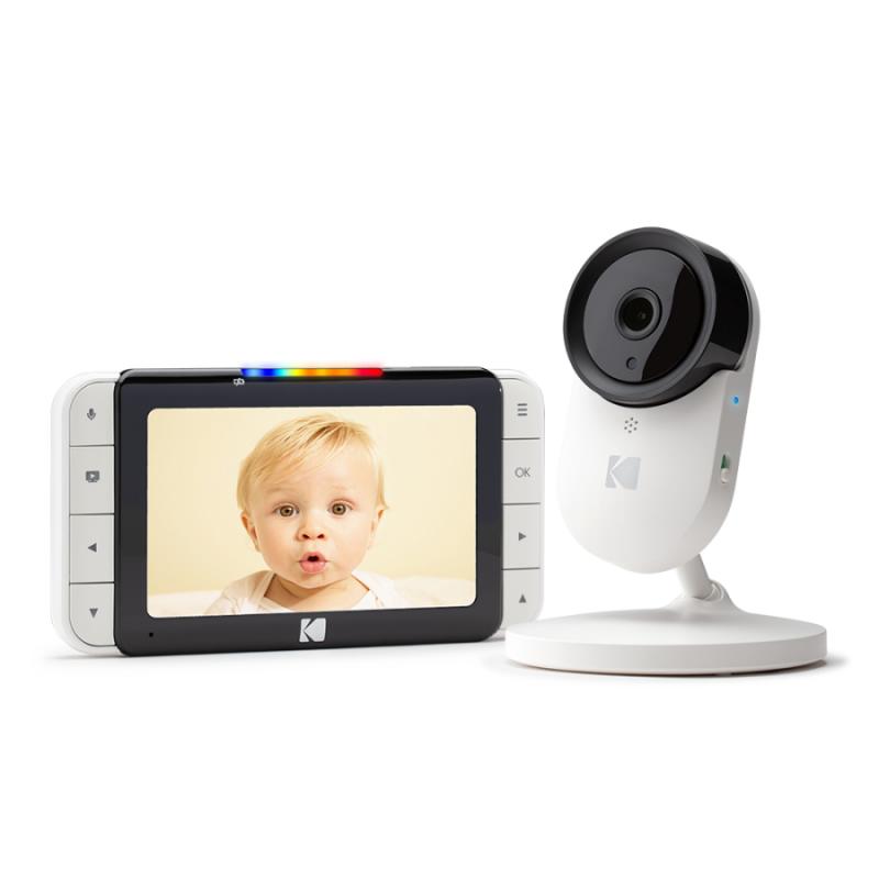 Kodak 柯達 - CHERISH C520 智能嬰兒5吋屏幕高清監視器