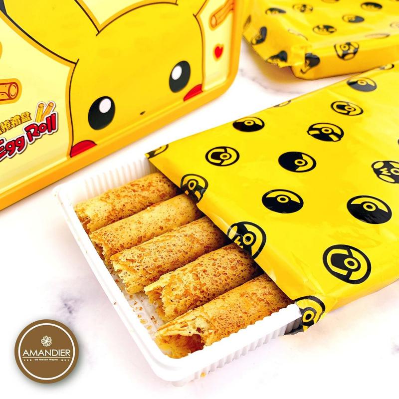 Pokémon 寵物小精靈 原味蛋捲禮盒