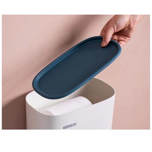 Pinmoo 免孔壁掛紙巾盒