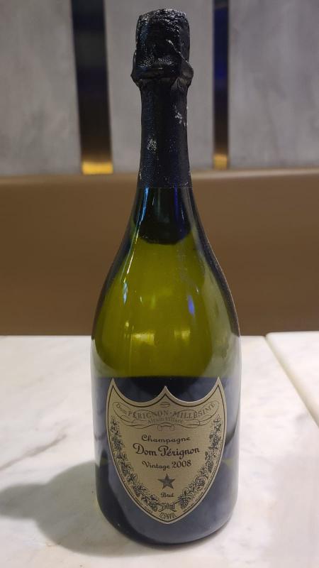 Dom Perignon Brut 2008 (France)