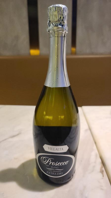 Villalta Prosecco Extra Dry D.O.C.