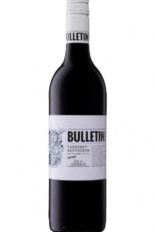 Bulletin Cabernet Sauvignon 2019 (South Australia)