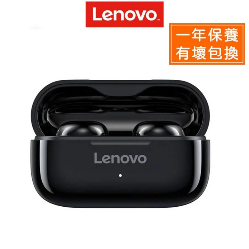 LENOVO LivePods LP11 真無線藍牙5.0耳機 [黑色]