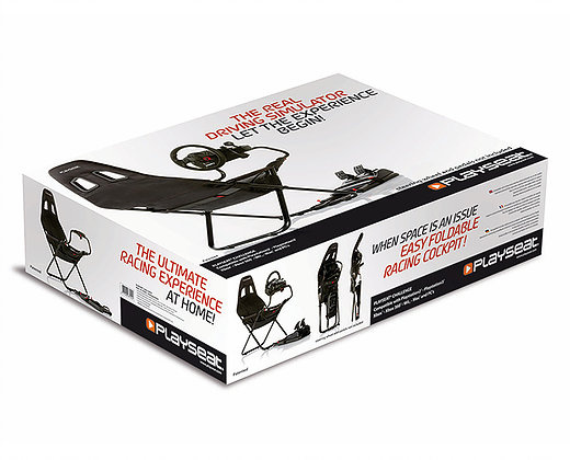 Playseat® Challenge 挑戰者模擬賽車架