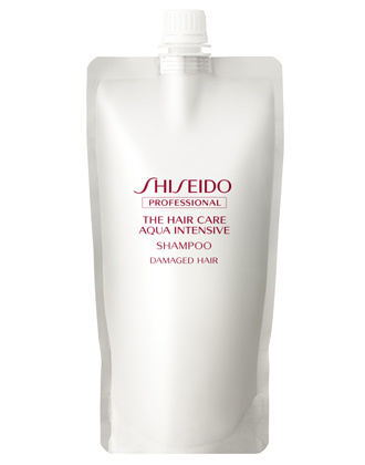 Shiseido THE HAIR CARE AQUA INTENSIVE 水凝洗頭水補充裝 450ml