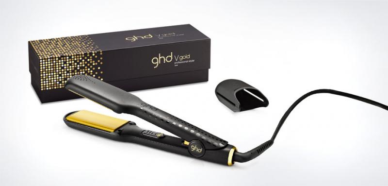 Ghd V® Gold Max 陶瓷負離子造型夾
