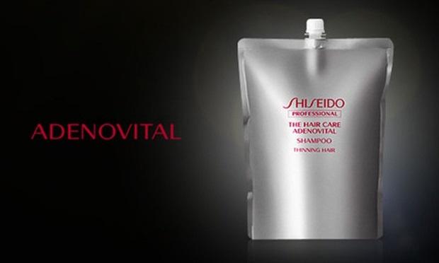 Shiseido Adenovital 育髮洗頭水補充裝 1800ml