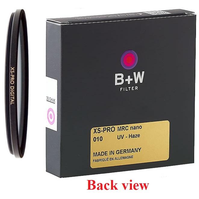 B+W XS-Pro UV MRC Nano (010M) 67mm