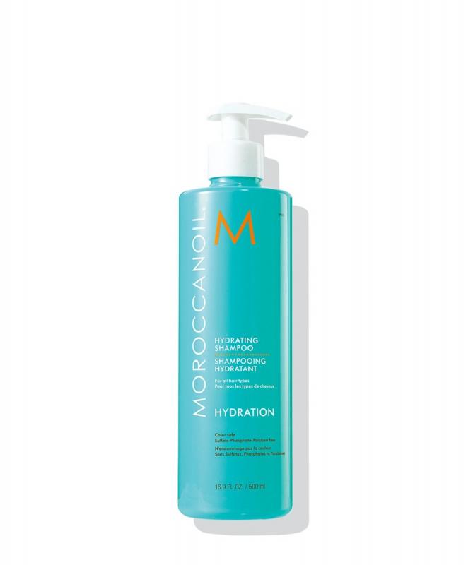 Moroccanoil 水潤洗髮乳 500ml + 水潤護髮素 500ml
