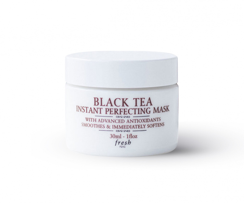 Fresh 紅茶瞬間修護面膜 30ml