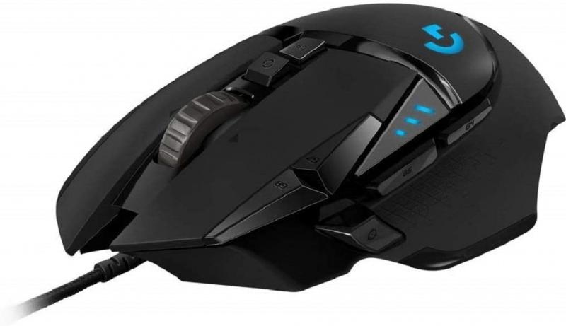 Logitech G502 HERO有線電競滑鼠