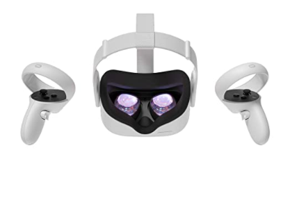Oculus Quest 2 64GB - Advanced All-in-one Virtual Reality Headset VR 頭戴式裝置