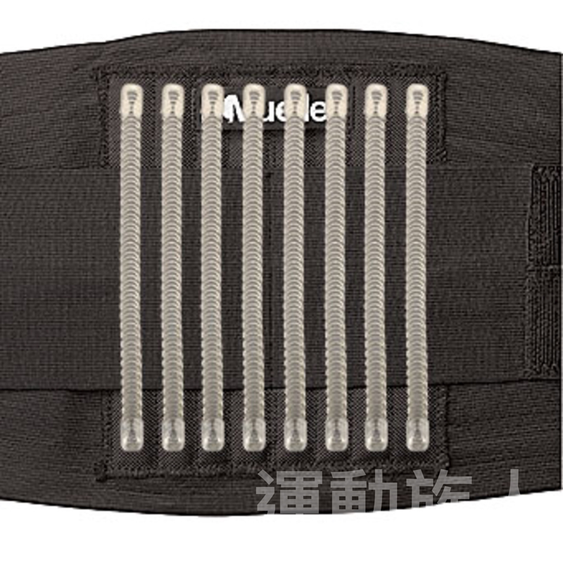 【💥 MUELLER 護具】Mueller Adjustable Back Brace 可調式背部支撐 護腰 護背 Free Size 黑色