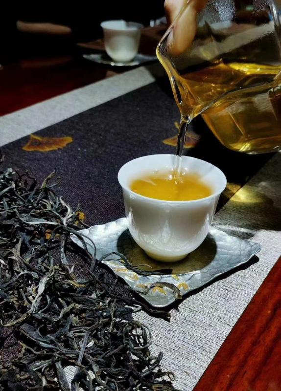 景邁山古樹茶 景邁山 普洱茶 生茶 出口品質