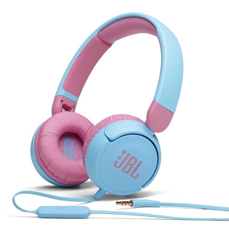 JBL JR310 貼耳式兒童有線耳機[2色]