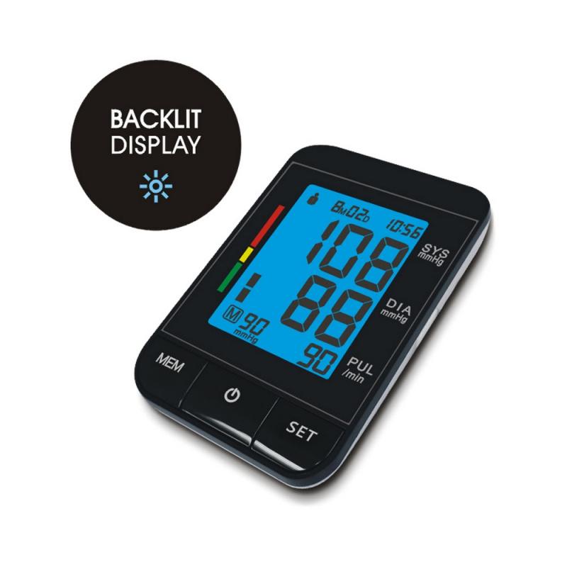 Hopewell 全自動手臂式電子血壓計 ( 背光式顯示 ) HAP-810