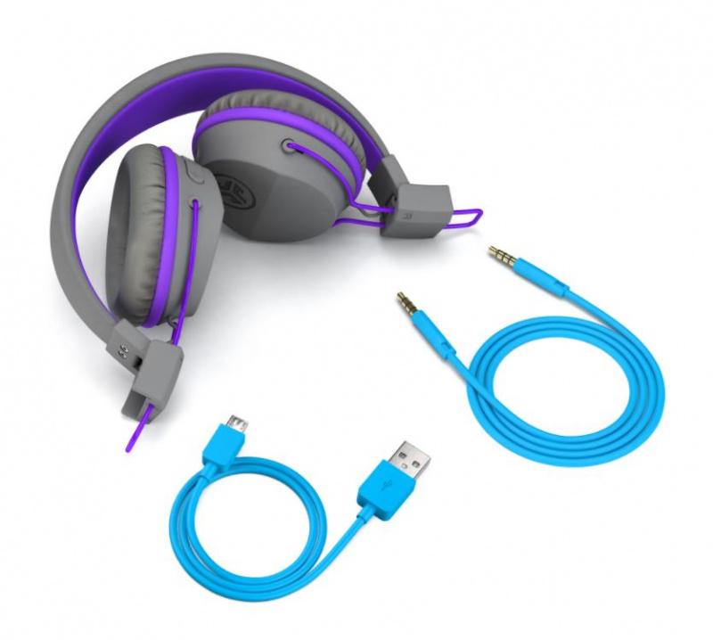 [香港行貨] JBUDDIES STUDIO WIRELESS KIDS HEADPHONES (2020) [可以2隻連耳機線一齊]