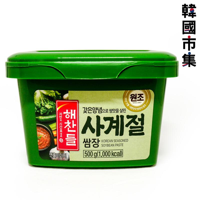 韓版CJ Haechandle 韓式四季蘸醬 500g【市集世界-韓國市集】