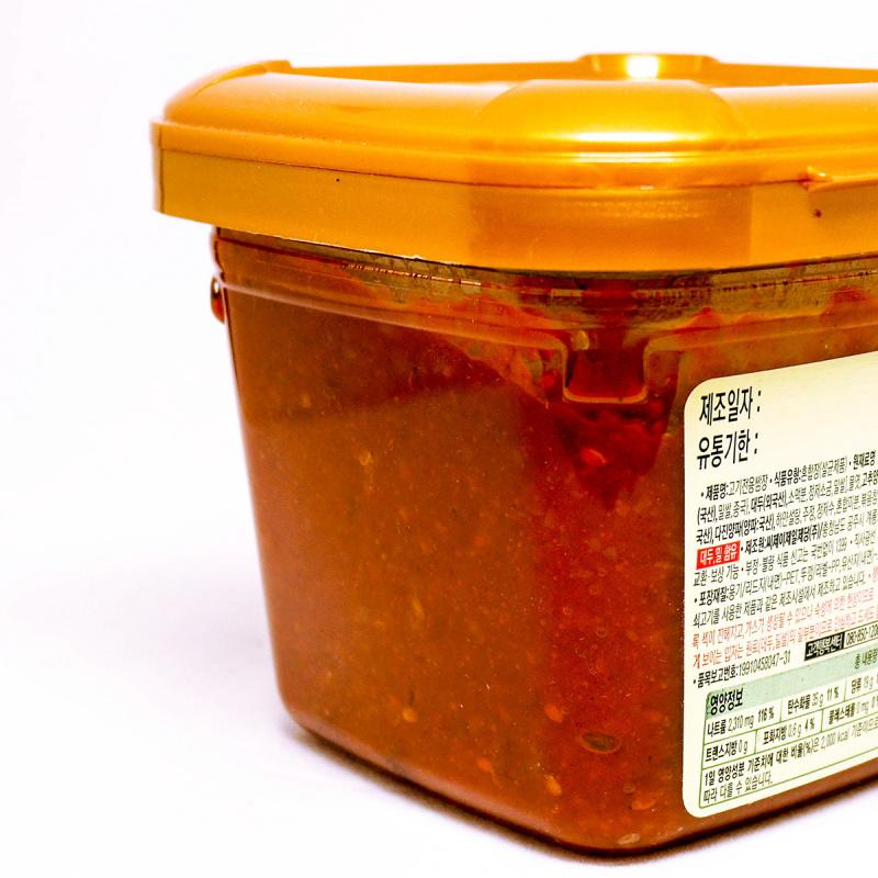 韓版CJ Haechandle 韓式烤肉蘸醬 450g【市集世界-韓國市集】