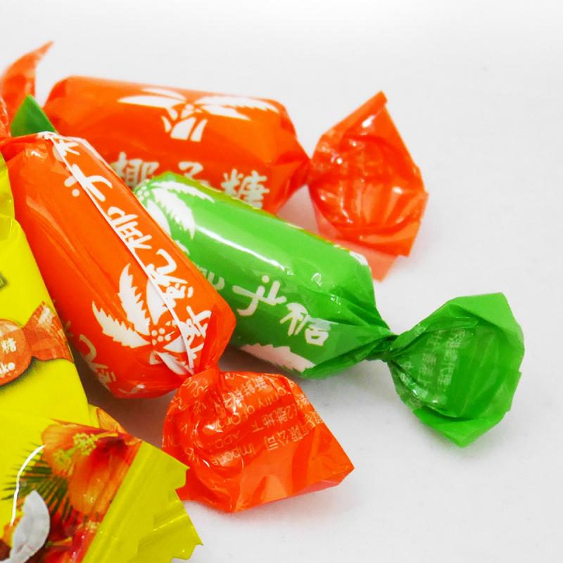 潮食派ike 鮮製椰子糖 (正宗麥芽糖使用) 265g【市集世界】