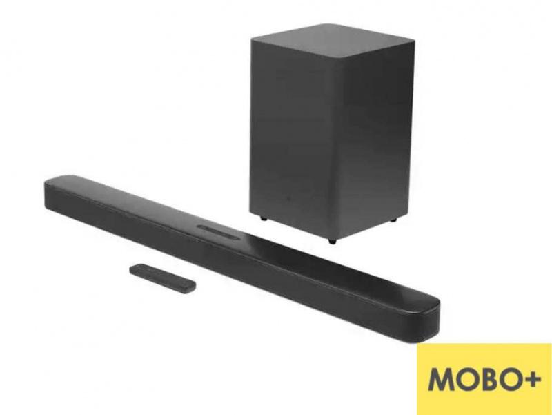 [香港行貨]JBL Bar 2.1 Deep Bass 2.1 Channel Soundbar With Wireless Subwoofer