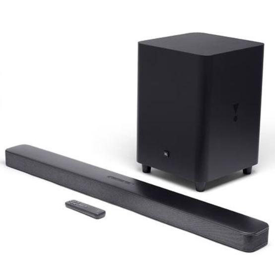 [香港行貨] JBL Bar 5.1 Surround 黑色