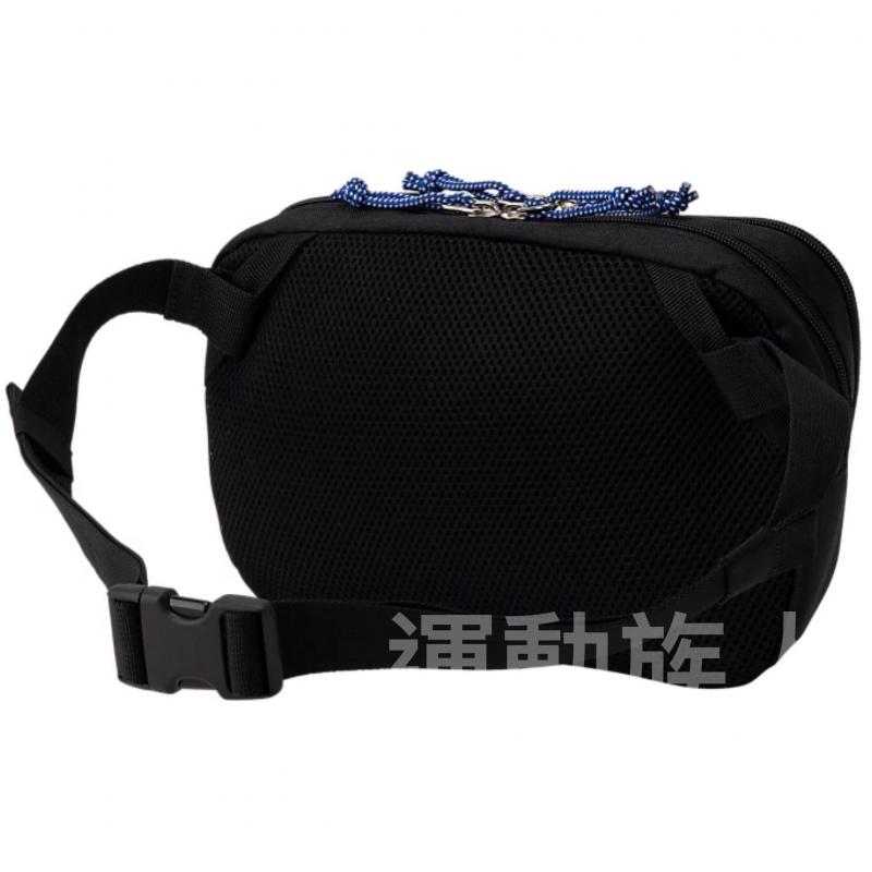 【💥Tokyo 2020 日本奧運】Asics 奧運 會徽 紀念斜孭袋腰袋 日本直送 黑色
