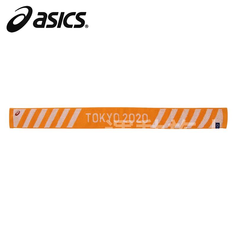 【💥Tokyo 2020 日本奧運】Asics 奧運 Logo 毛巾 towel 日本直送 黃色