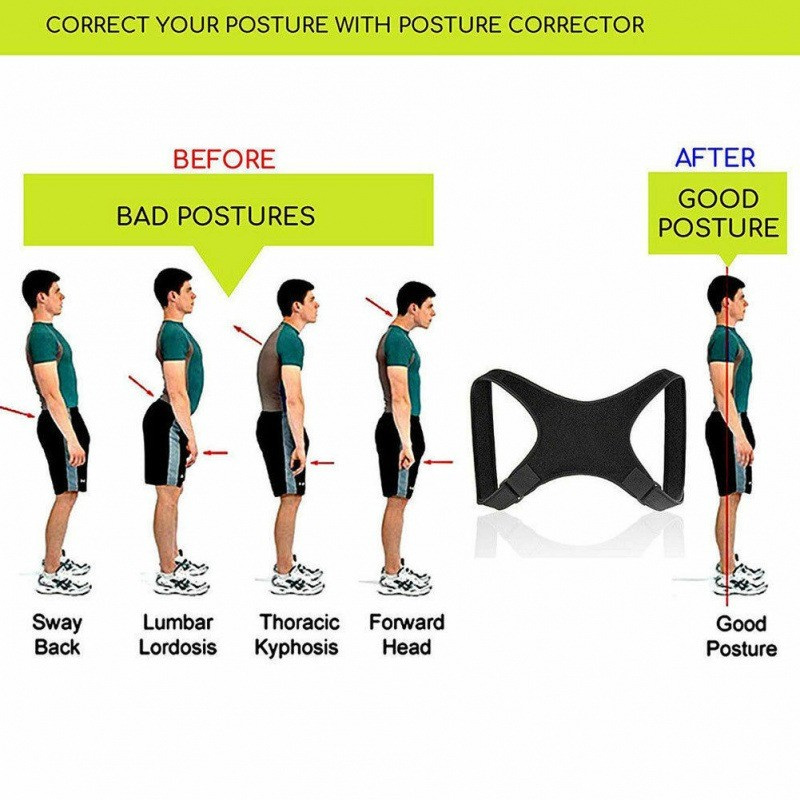 Posture Corrector 背部矯形輔助器