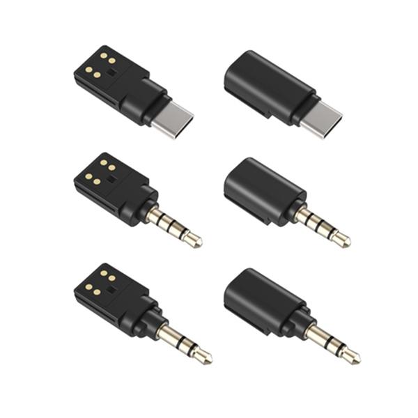 BOYA 2.4GHZ MICROPHONE (TYPE-C) PACKAGE 無線麥克風套裝 BY-WM3U